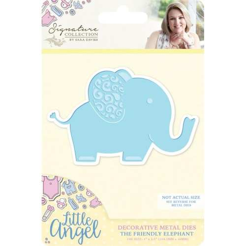 Crafter s Companion Signature Collection Little Angel by Sara Davies.